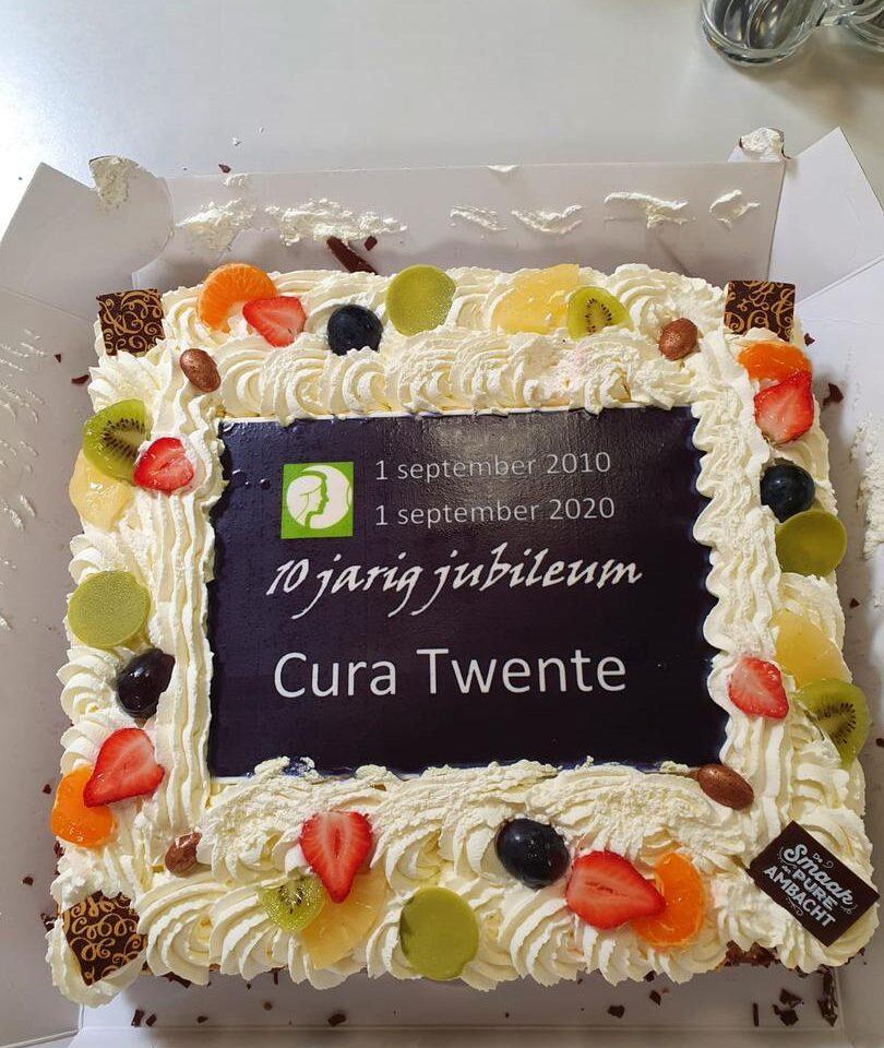 Cura Twente viert 10 jarig jubileum