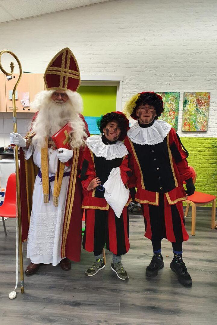 Sinterklaas rijdt Cura niet voorbij
